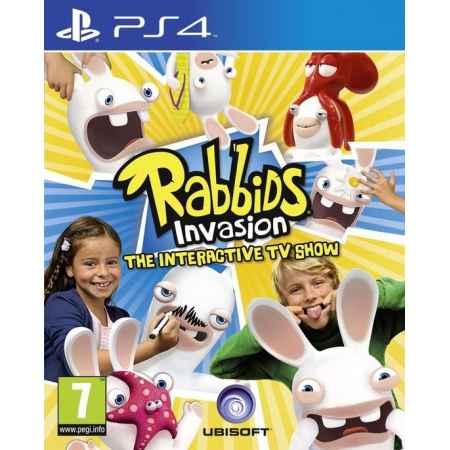 Rabbids Invasion: Lo Show Interattivo Televisivo- PS4 [Versione Italiana]