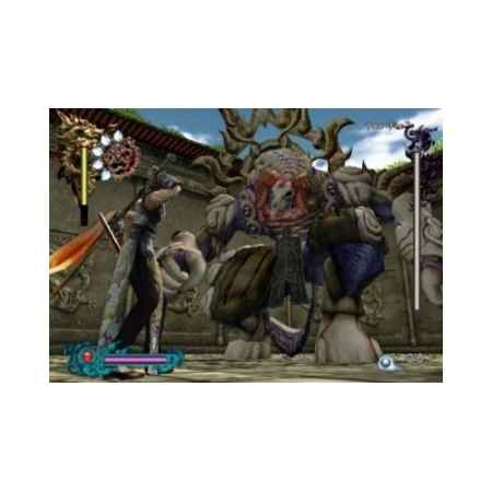 Bujingai Swordmaster – PS2 [Versione Italiana]