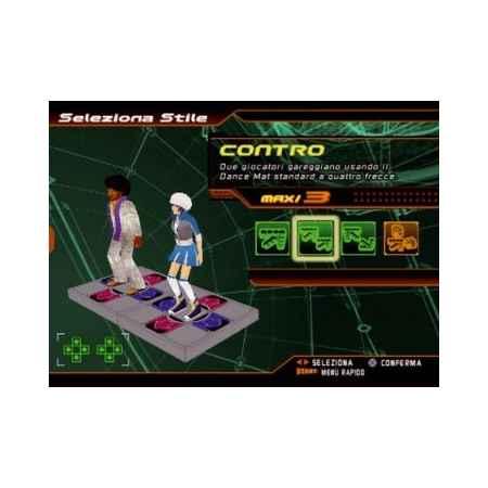 Dancing Stage Supernova – PS2 [Versione Italiana]