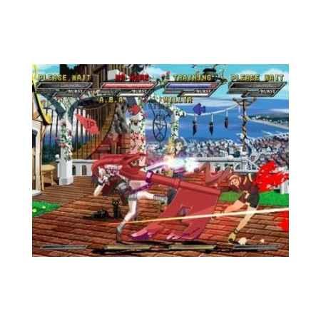 Guilty Gear Isuka– PS2 [Versione Italiana]