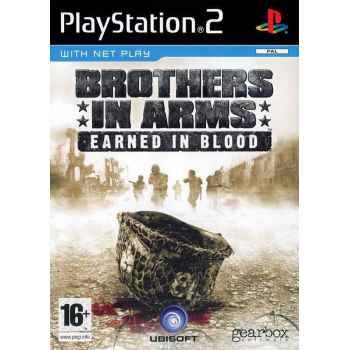 Brothers In Arms: Earned In Blood – PS2 [Versione Italiana]