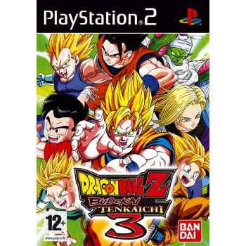 Dragonball Z Budokai Tenkaichi 3 – PS2 [Versione Italiana]