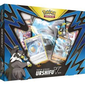 Pokemon Collezione Urshifu-V Pluricolpo (IT) - Prevendita (Day One Non Garantito)