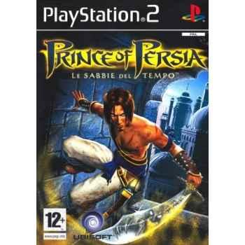 Prince Of Persia: Le Sabbie Del Tempo – PS2 [Versione Italiana]