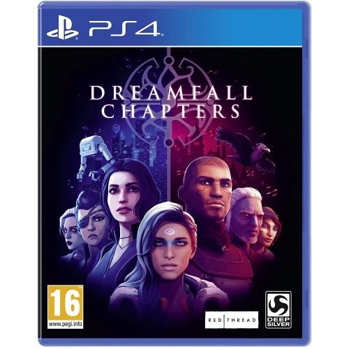 Dreamfall Chapters  - PS4 [Versione Italiana]
