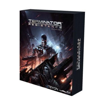Terminator: Resistance  Enhanched - PS5 [Versione Inglese Multilingue]