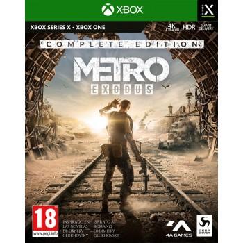 Metro Exodus  - Xbox One [Versione EU Multilingue]