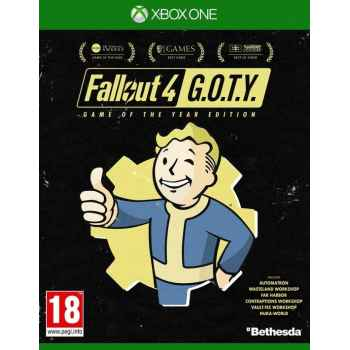 Fallout 4 - Game Of The Year Edition - Xbox One [Versione Italiana]