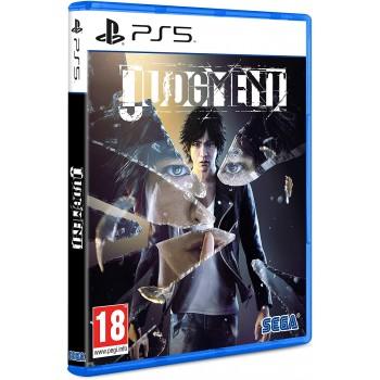 Judgment - PS5 [Versione Italiana]
