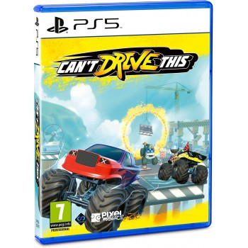Can't Drive This - PS5 [Versione Inglese Multilingue]