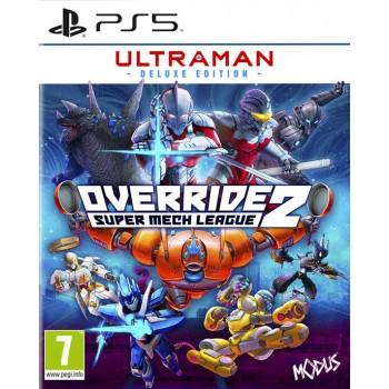 Override 2: Super Mech League - Ultraman Deluxe Edition  - PS5 [Versione Italiana]