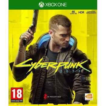 Cyberpunk 2077 - Xbox One [Versione EU Multilingue]