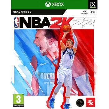 NBA 2K22 - Prevendita Xbox Series X [Versione EU Multilingue]