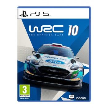 WRC 10 - Prevendita PS5 [Versione EU Multilingue]