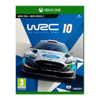WRC 10 - Prevendita Xbox One (Compatibile con Xbox Series) [Versione EU Multilingue]