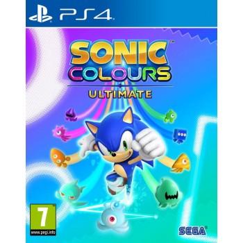 Sonic Colours: Ultimate - Prevendita PS4 [Versione EU Multilingue] (DAY ONE NON GARANTITO)