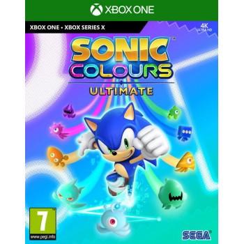 Sonic Colours: Ultimate - Prevendita Xbox One [Versione EU Multilingue] (DAY ONE NON GARANTITO)