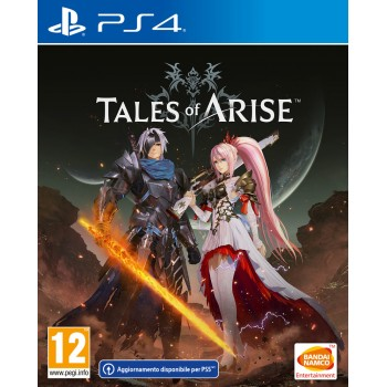Tales Of Arise - Prevendita PS4 [Versione EU Multilingue]