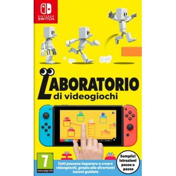 Laboratorio di Videogiochi - Prevendita Nintendo Switch [Versione EU Multilingue]