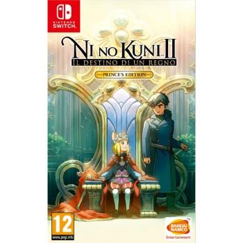Ni No Kuni 2 : Il Destino di un Regno - Prince's Edition - Nintendo Switch [Versione EU Multilingue]