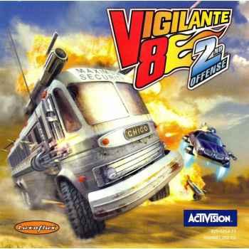 Vigilante 8: Second offense - Dreamcast [Versione Italiana]
