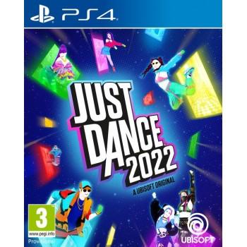 Just Dance 2022 - Prevendita PS4 [Versione EU Multilingue]