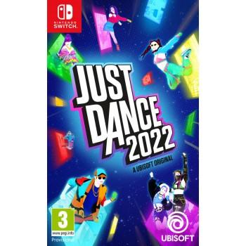 Just Dance 2022 - Prevendita Nintendo Switch [Versione EU Multilingue]
