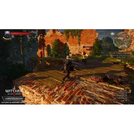 The Witcher 3: Wild Hunt - Complete Edition - Nintendo Switch [Versione Italiana]