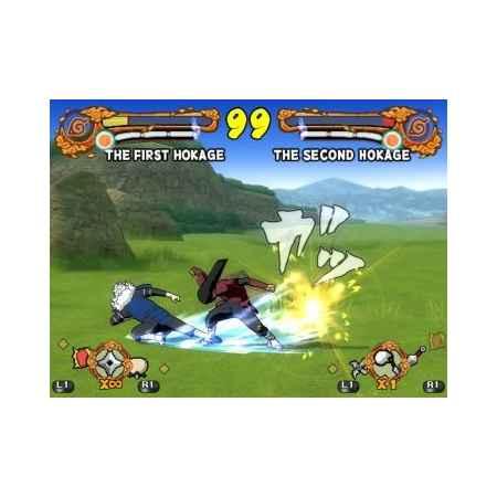 Naruto Shippuden Ultimate Ninja 4 – PS2 [Versione Inglese]