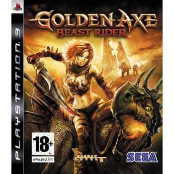 Golden Axe: Beast Rider - PS3 [Versione Italiana]