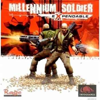 Millenium Soldier: Expandable- Dreamcast [Versione Italiana]
