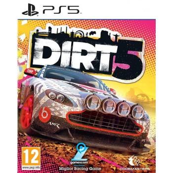 Dirt 5  - PS5 [Versione Inglese Multilingue]