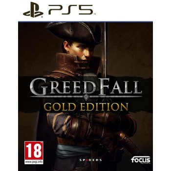 GreedFall - Gold Edition - PS5 [Versione Inglese Multilingue]