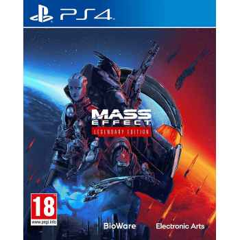Mass Effect: Legendary Edition (Trilogia) - PS4 [Versione EU Multilingue]