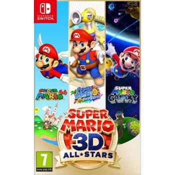 Super Mario 3D-All Stars  - SWITCH [Versione EU Multilingue]