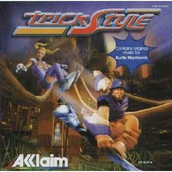 Trick Style - Dreamcast [Versione Italiana]