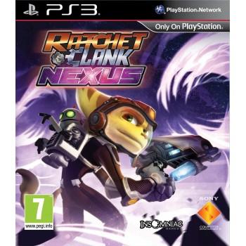 Ratchet & Clank Nexus - PS3 [Versione Inglese Multilingue]