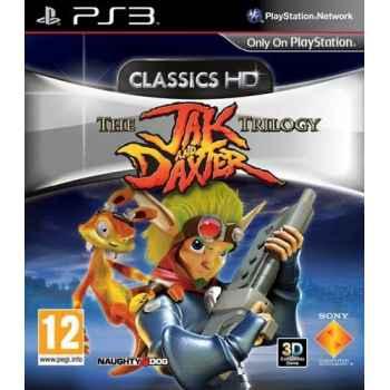 Jak & Daxter: The Trilogy - PS3 [Versione Italiana]