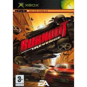 Bornout Revenge - XBOX [Versione Italiana]