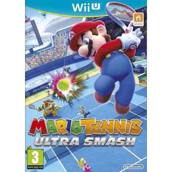 Mario Tennis: Ultra Smash  - WIIU [Versione Italiana]