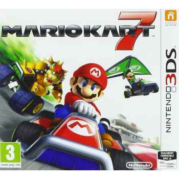 Mario Kart 7 - Nintendo 3DS [Versione Italiana]