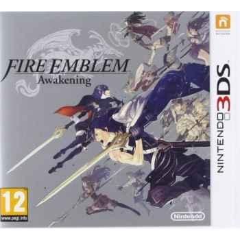 Fire Emblem Awakening - Nintendo 3DS [Versione EU Multilingue]
