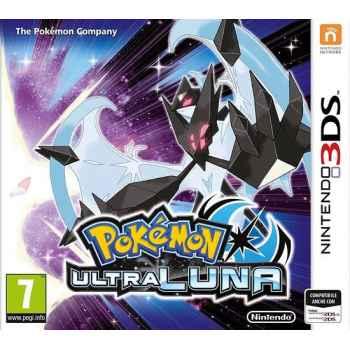 Pokèmon Ultraluna - Nintendo 3DS [Versione Italiana]