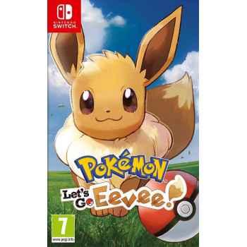Pokémon: Let's Go, Eevee! - Nintendo Switch [Versione Italiana]