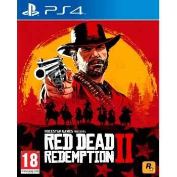 Red Dead Redemption II (2) - PS4 [Versione EU Multilingue]