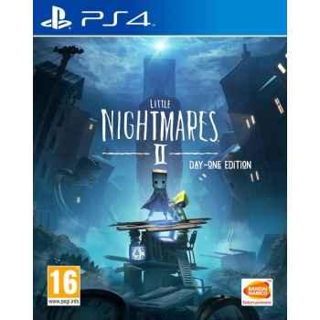 Little Nightmares 2 - Day One Edition  - PS4 [Versione EU Multilingue]