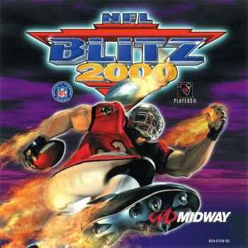 NFL Blitz 2000- Dreamcast [Versione EU]