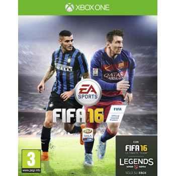 Fifa 16 - Xbox One [Versione EU Multilingue]