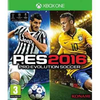 Pes 2016  - Xbox One [Versione EU Multilingue]