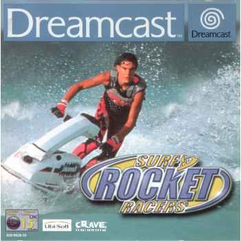 Surf Rocket Racers- Dreamcast [Versione EU]